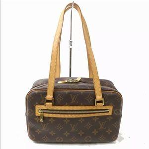 Authentic ❤️Louis Vuitton Cite GM Shoulder Bag